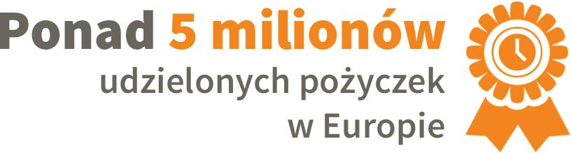 Zaplo ponad 5 milionów pożyczek Europie